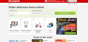 Order Food Online - Delhi Fast Food Delivery - Foodpanda.in